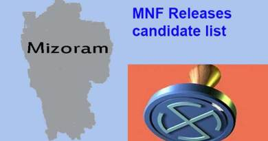 Mizoram Assembly Polls 2018: MNF Releases candidate list
