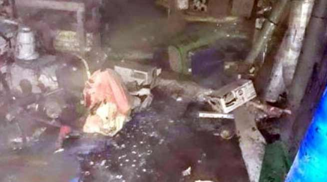 Assam:  One dead, one injured in blast at Demow
