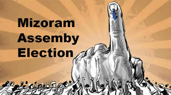 Mizoram Ready for Assembly polls