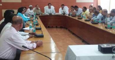 Assam: Hailakandi DA convened Peace Committee meeting