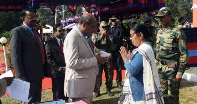 Assam: Bijay Diwas celebrated with Ex-Servicemen Rally, Marathon