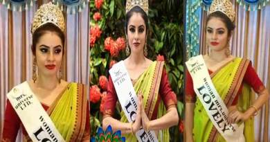 Assam: Smita Deb won Mrs Universe Lovely 2018 Philippines