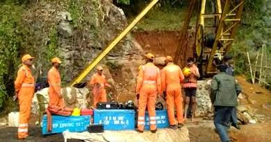 Meghalaya coal mine mishap- Rescue operation continue on 17th day