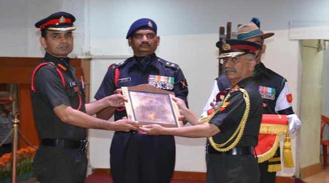 Kolkata: Eastern Command Defence Investiture Ceremony held