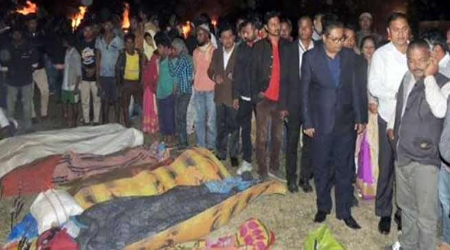Assam hooch tragedy: death toll rises to 143