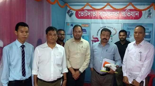 Assam: Commissioner Barak Valley Division reviews poll preparedness in Hailakandi