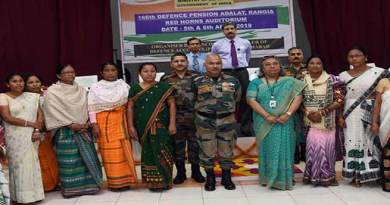 Assam: Indian Army organises Pension Adalat at Rangiya