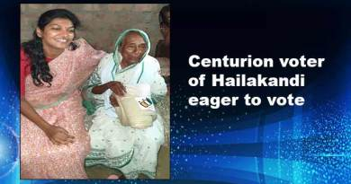 Assam: Centurion voter of Hailakandi eager to vote