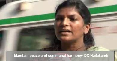 Assam: Hailakandi DC appeals to public to maintain peace, communal harmony