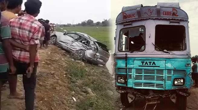 Assam: Three women killed in road accident near Dibrugarh