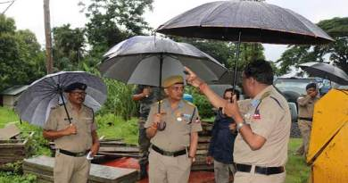 Mizoram: PKH Singh Addl DGBR (East ) inspects Project Pushpak