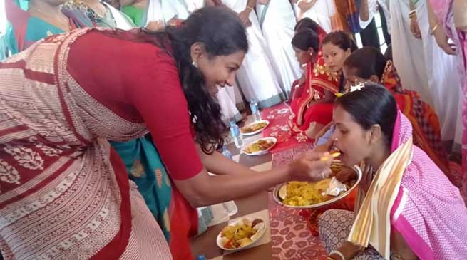 Assam: Maa-Beti Mela organised to boost nutrition drive in Hailakandi