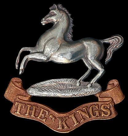 Afbeeldingsresultaat voor insigne king regiment liverpool