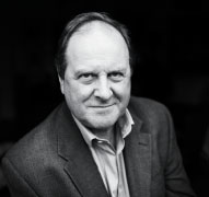 Author and broadcaster, Jim Naughtie