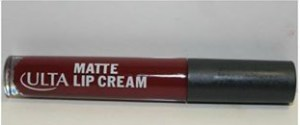 Ulta Matte Lip Cream - Stirring