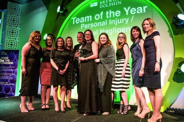 Irwin Mitchell Celebrate After Triple Awards Success ...