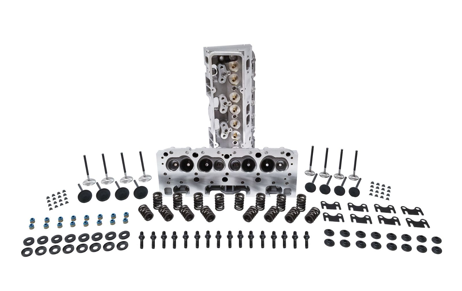 Sbc Aluminum Cylinder Heads
