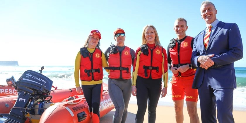 Funds for surf clubs