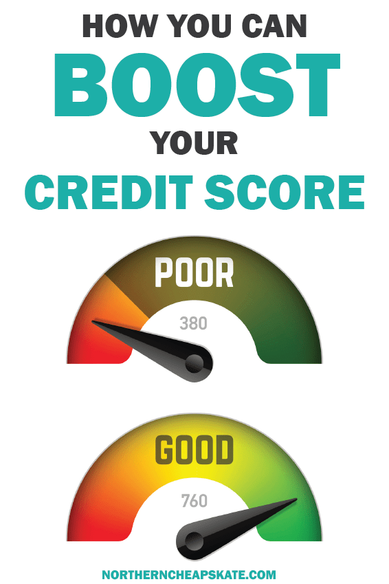 How You Can Boost Your Credit Score
