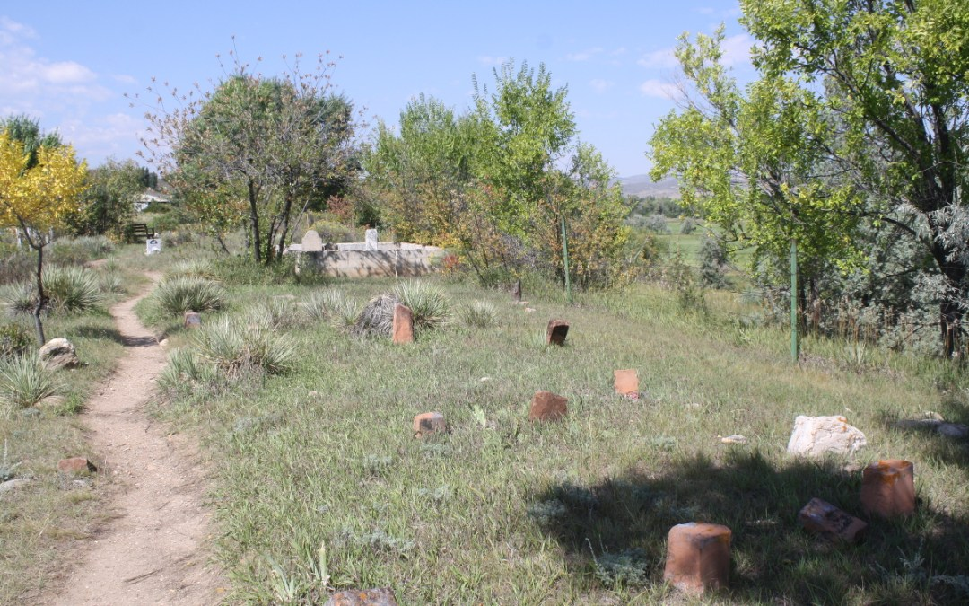 2014 Cemetery Stroll / Forgotten Fort Collins Style – The Bingham Hill Cemetery
