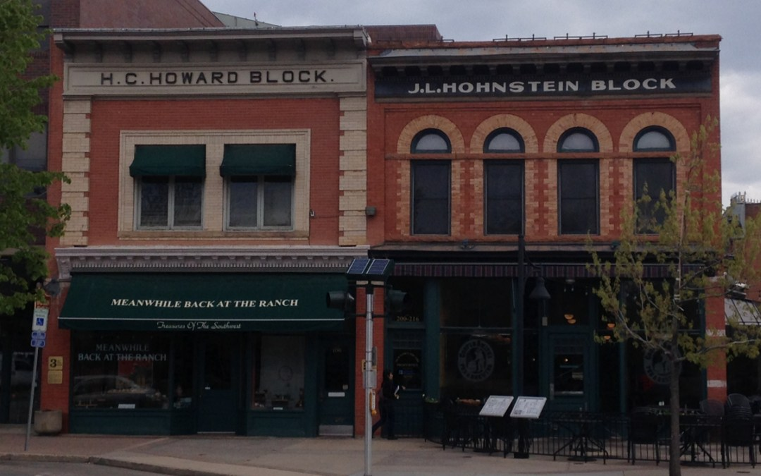 The Old Town Historic District – Fort Collins, Colorado