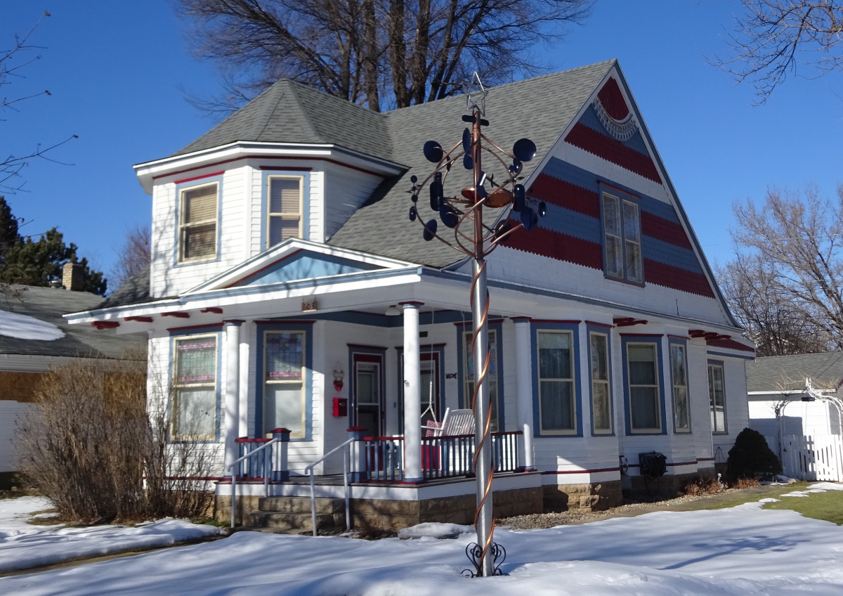 Walk Historic Loveland – A Residential Tour