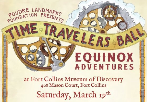 Sponsored Post: Time Travelers Ball – Equinox Adventures