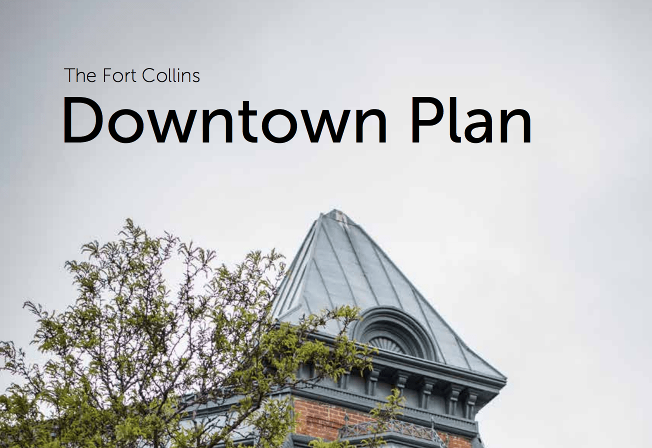 Readers Digest Version of the Downtown Plan: Urban Design Edition