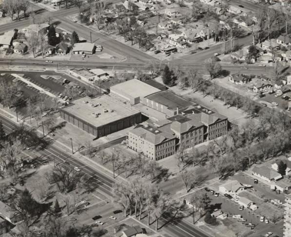 Happy 95th Birthday, Lincoln Middle School!
