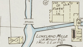 Loveland as seen from the 1886 Sanborn Map - Northern Colorado History