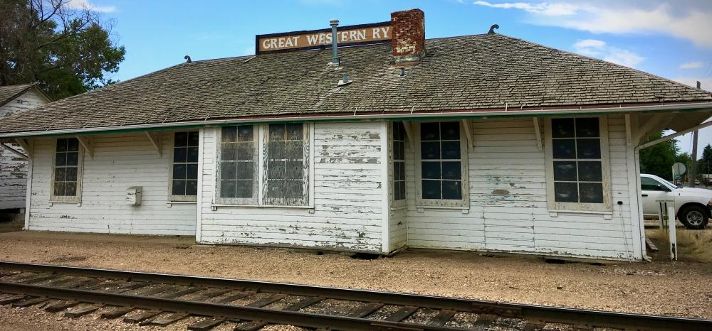 Loveland's Great Western Train Depots: an Opportunity to Help Lovelanders Thrive