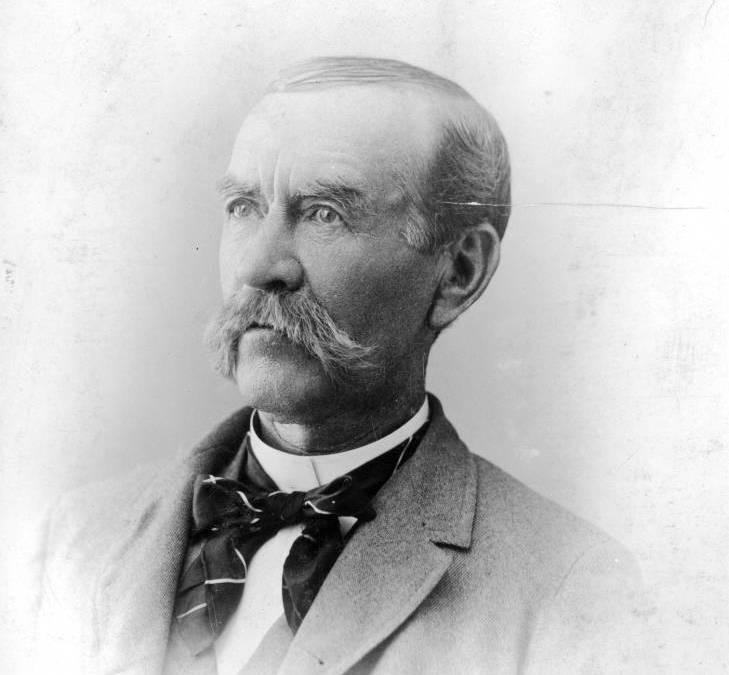 William Slaughter – Miner, Judge, Statesman, Fruit Farmer