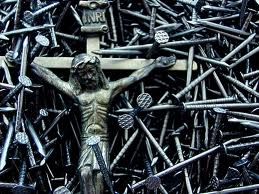cross and nails