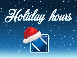 2020 Holiday Hours