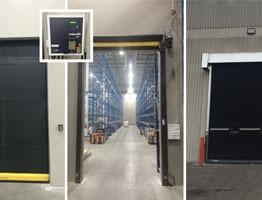 High Speed Door System