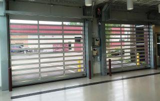 Hormann Speed-Guardian high-speed rigid door