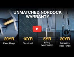 Hydraulic dock leveler video: Dock levelers made in Canada