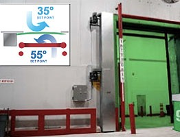 Air Barriers Increase Worker Productivity