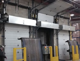Air Barriers Help Quality Control