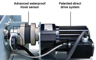 AR-20K Patented Direct Drive System