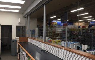 Pharmacy with black JADE UV Air Purifier