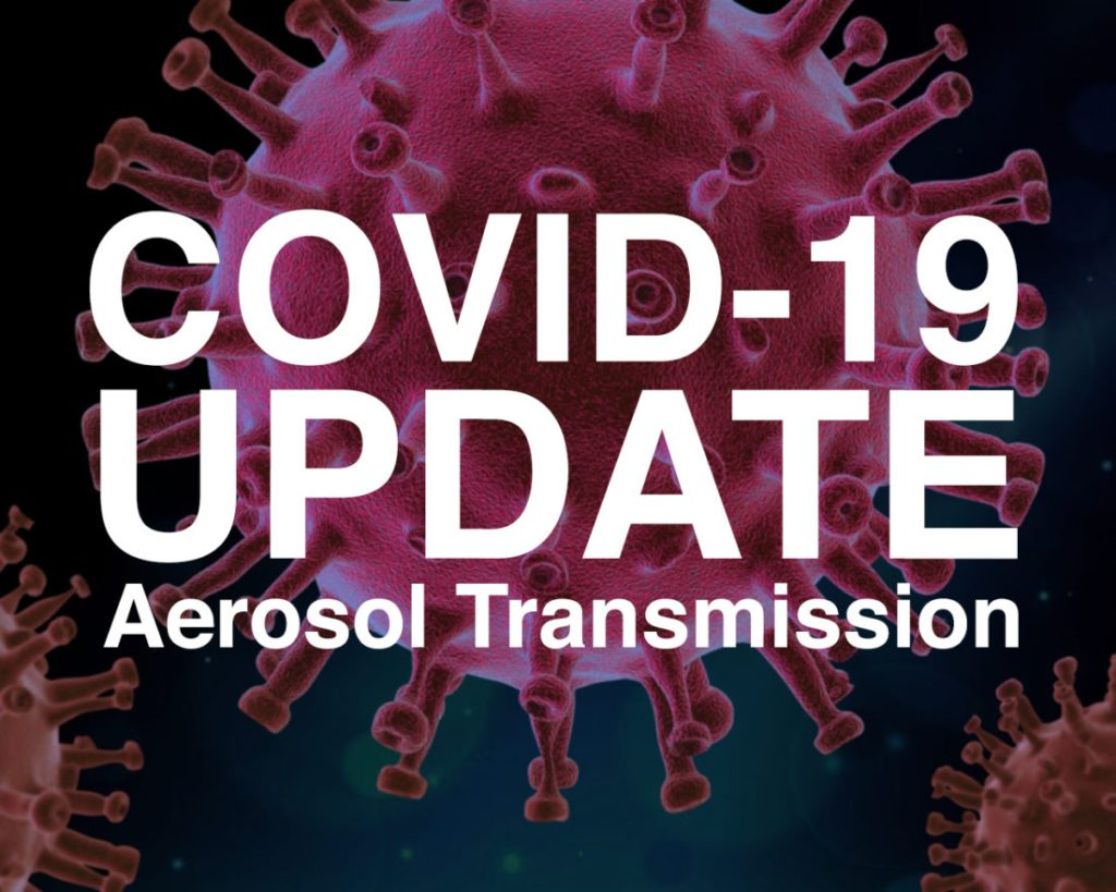 COVID-19 Update: Hundreds of Doctors and Scientists Warn About Airborne Transmission
