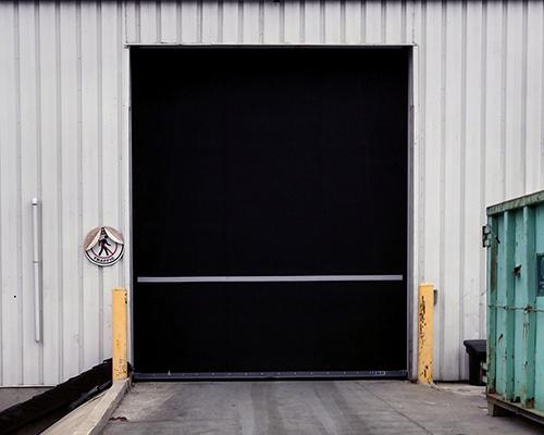 Rollstar Metal Forming - TNR Rubber Door