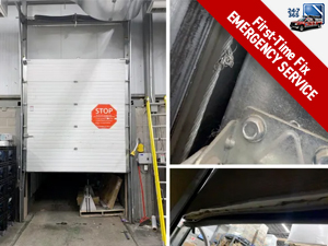 Emergency Repair – Overhead Door Repair