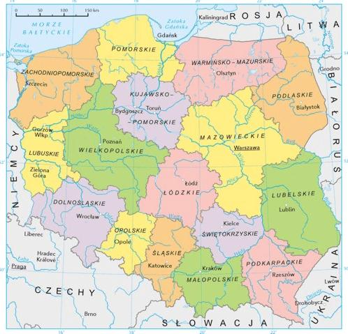 Jonny Blair Poland Tourist Website Where Ive Been Map