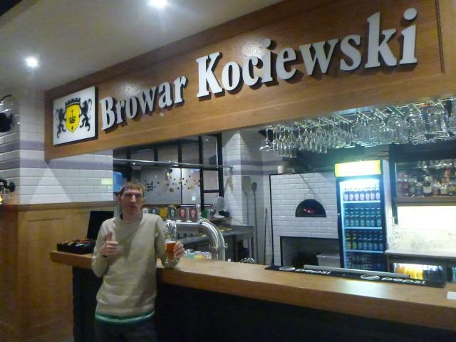 Piątkowe Picie: A Night Out at Browar Kociewski, Starogard Gdański