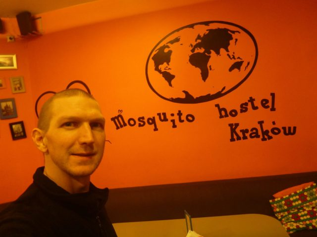 Hostel Review: Staying at the Famous Mosquito Hostel in Krakow