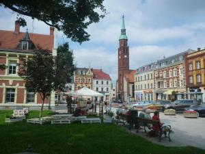 Backpacking Tourist Ola Mueller Starogard Gdanski