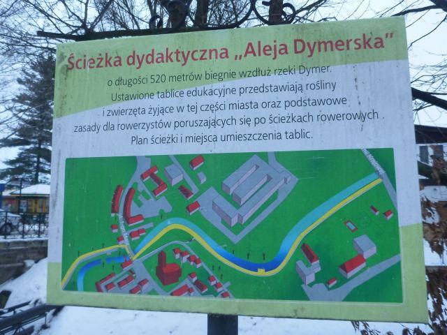 Aleja Dymerska (Dymer River Dander)
