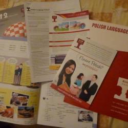 Pracujące Poniedziałki: Starting Again - Studying Polish at Klub Dialogu, Nowy Świat, Warszawa